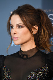 Nobody wears ponytails quite like Kate Beckinsale!
