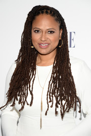 Ava DuVernay wore her dreadlocks so elegantly at the Elle Women in Hollywood Awards.