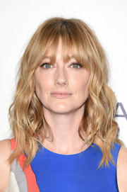 Judy Greer rocked Goldie Hawn hair at the Elle Women in Hollywood Awards.