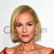 Penelope Ann Miller's Straight Side-Parted Cut