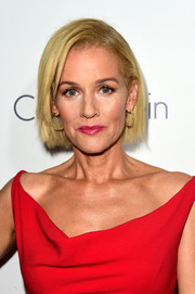 Penelope Ann Miller wore her hair in a blunt bob at the 2015 Elle Women in Hollywood Awards.