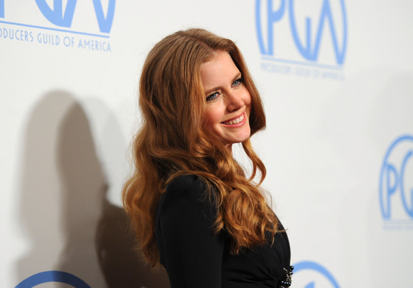 Amy+Adams in 22nd Annual Producers Guild Awards - Arrivals