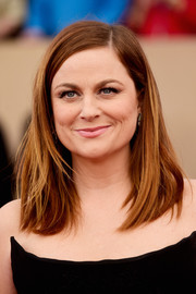 Amy Poehler kept it low-key with this grown-out bob at the SAG Awards.
