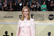 Laura Linney Beaded Dress