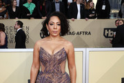 Selenis Leyva Strapless Dress