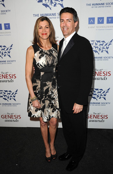 More Pics of Wendie Malick Print Dress (1 of 3) - Wendie Malick Lookbook - StyleBistro