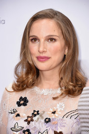 Natalie Portman looked simply lovely with her shoulder-length curls at the Gotham Independent Film Awards.