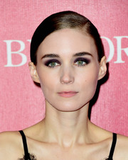 Rooney Mara attended the Palm Springs International Film Fest rocking a sleek side-parted bun.