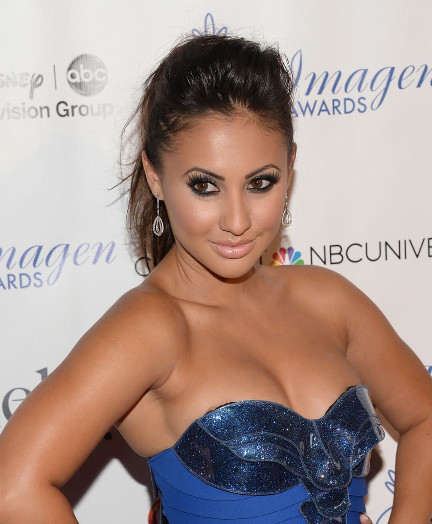 More Pics Of Francia Raisa Strapless Dress 1 Of 4