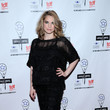 Anna Chlumsky at the 28th Annual Lucille Lortel Awards 2013