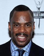 Colman Domingo looked boyish at the Lucille Lortel Awards with this buzzcut.
