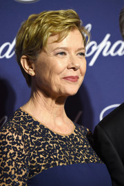 Annette Bening sported a textured pixie at the Palm Springs International Film Festival.