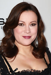 Jennifer Tilly wore a yummy shimmering berry-colored lipstick at the 2nd Annual Autumn Party.