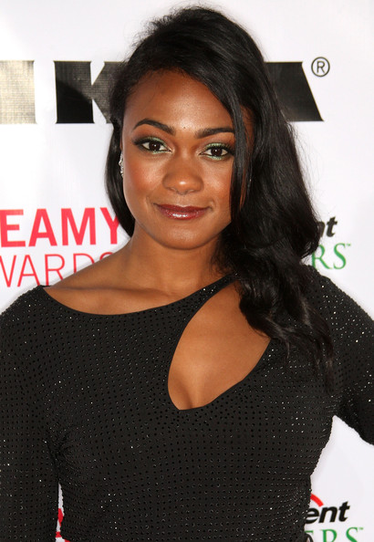 More Pics of Tatyana Ali Leather Belt (3 of 5) - Tatyana Ali Lookbook - StyleBistro
