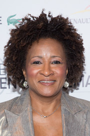 Wanda Sykes looked cool with her short curls at the New York premiere of 'Three Hearts.'