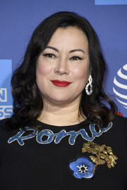 Jennifer Tilly sported demure curls at the 2019 Palm Springs International Film Festival Awards Gala.