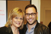 Scooter Braun and Jan Smith Photo