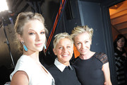 Taylor Swift and Ellen DeGeneres Photo