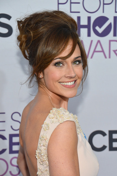 More Pics of Nikki Deloach Pompadour (7 of 13) - Nikki Deloach Lookbook - StyleBistro