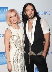 Katy Perry wore a renegade cluster bracelet at the 3rd Annual Change Begins Within Benefit.