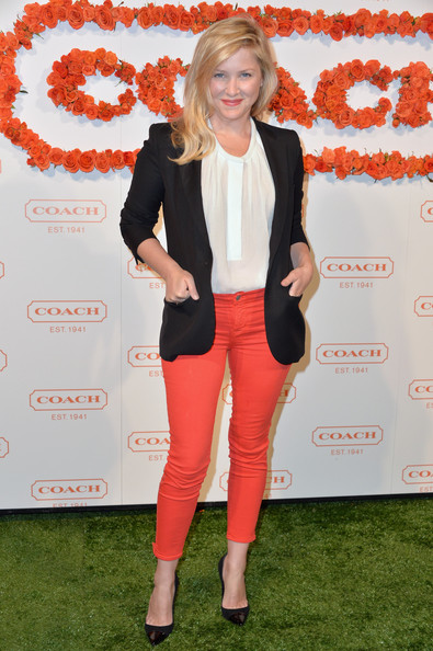 Jessica Capshaw at the 3rd Annual Coach Evening to Benefit Children's Defense Fund