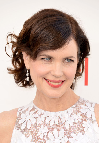 More Pics of Elizabeth McGovern Finger Wave (1 of 10) - Finger Wave Lookbook - StyleBistro