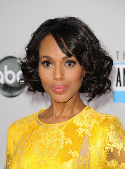 More Pics of Kerry Washington Bob (1 of 9) - Bob Lookbook - StyleBistro