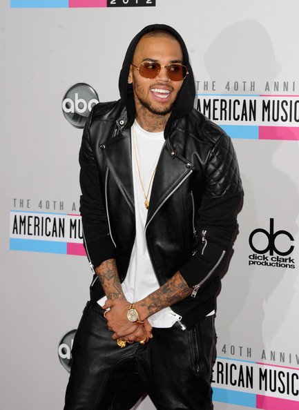 More Pics of Chris Brown Gold Bracelet Watch (1 of 20) - Dial Watches Lookbook - StyleBistro