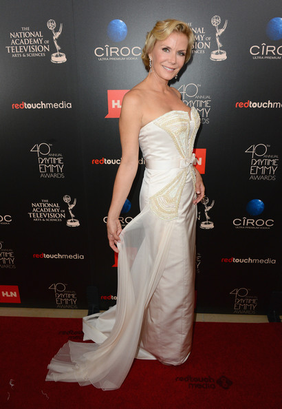 More Pics of Katherine Kelly Lang Strapless Dress (1 of 3) - Katherine Kelly Lang Lookbook - StyleBistro