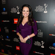 Natasha Curry at the Daytime Emmys