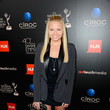 Alli Simpson at the Daytime Emmys