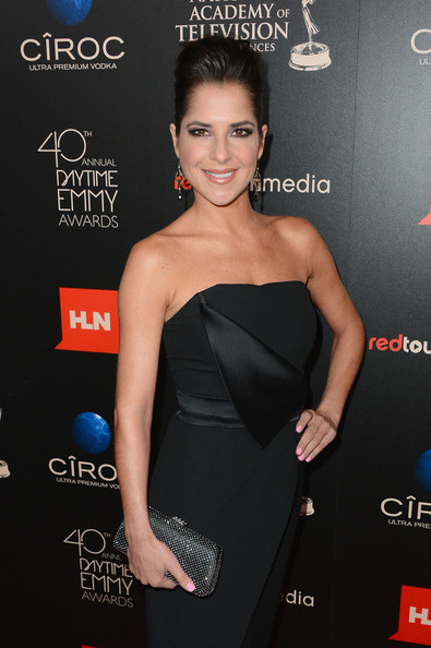 More Pics of Kelly Monaco Little Black Dress (1 of 4) - Little Black Dress Lookbook - StyleBistro