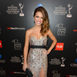 Chrishell Stause at the Daytime Emmys