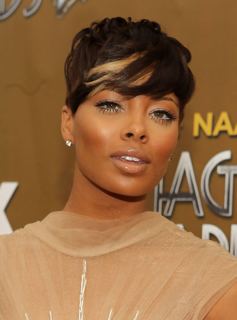 More Pics of Eva Marcille Short Curls (4 of 23) - Short Hairstyles ...