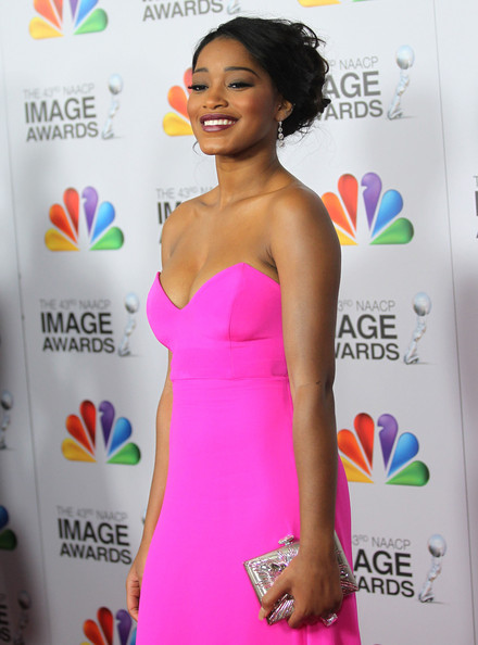 More Pics of Keke Palmer Evening Dress (1 of 13) - Keke Palmer Lookbook - StyleBistro