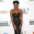 Naturi Naughton at the 44th Annual NAACP Image Awards 2013