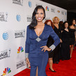 Omarosa Manigault at the 44th Annual NAACP Image Awards 2013