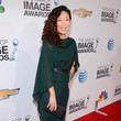 Sandra Oh at the 44th Annual NAACP Image Awards 2013