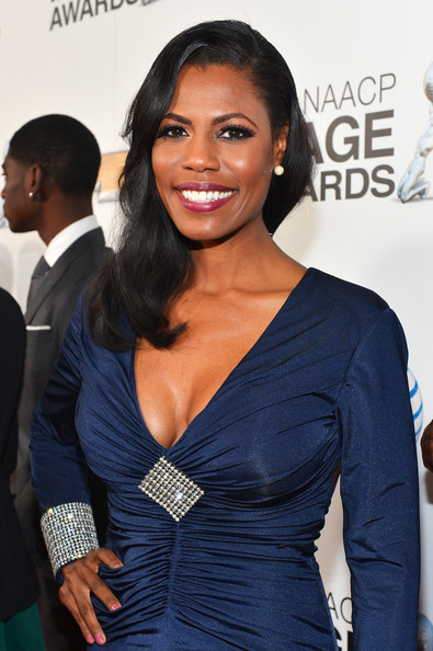 More Pics of Omarosa Manigault Long Straight Cut (1 of 13) - Long Straight Cut Lookbook - StyleBistro