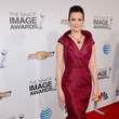 Bellamy Young at the 44th Annual NAACP Image Awards 2013