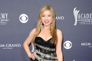 Jennette McCurdy Is Lovely in a Mandalay Dress