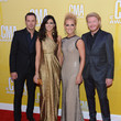 Little Big Town in Gold and Silver