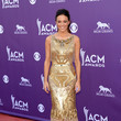 Jana Kramer at the Academy of Country Music Awards 2013