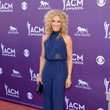 Kimberly Schlapman at the Academy of Country Music Awards 2013