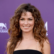 Shania Twain's Voluminous Curls