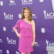 Gina Butler at the Academy of Country Music Awards 2013
