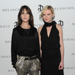 Kirsten Dunst and Charlotte Gainsbourg