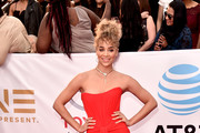 Jasmine Sanders Strapless Dress