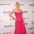 Uma Thurman in Atelier Versace at the 2013 amfAR Inspiration Gala New York