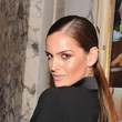 Izabel Goulart's Super Sleek Strands